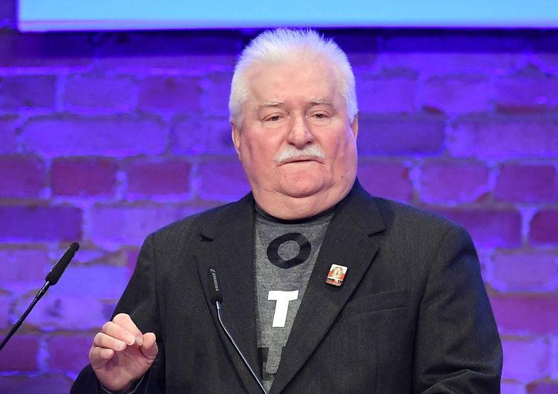 """Szczepionka na COVID-19. Wałęsa ma """"prośbę"""" do tych, którzy jej nie przyjmą"""