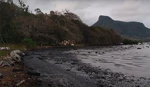 Katastrofa ekologiczna na Mauritiusie. Ropa naftowa zalewa piękne plaże