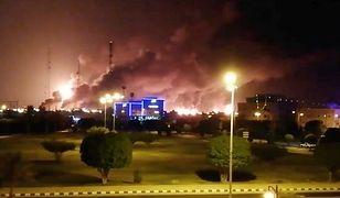 Arabia Saudyjska. Atak na rafinerie wywoła nowy konflikt zbrojny? Ropa najdroższa od 28 lat