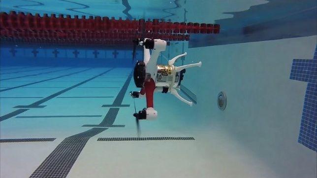 Loon Copter - dron który lata, pływa i nurkuje