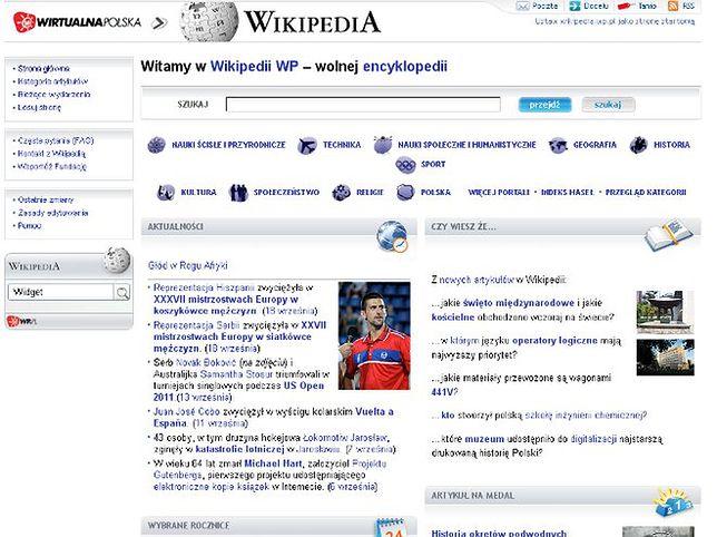 10 lat Wikipedii w Polsce