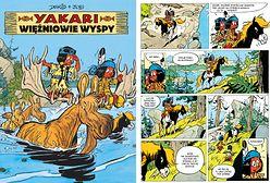 """""""Yakari – 9. Więźniowie wyspy"""": Dobro dobrem wraca [RECENZJA]"""