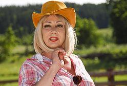 """Jadwiga z """"Sanatorium miłości"""" szaleje na koniu. Prawdziwa z niej kowbojka"""