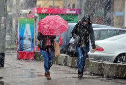 Pogoda na wtorek. Deszcz ze śniegiem w całym kraju