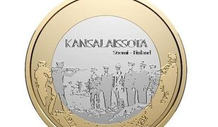 Skandal w Finlandii. Scena egzekucji na monecie z okazji 100-lecia niepodległości