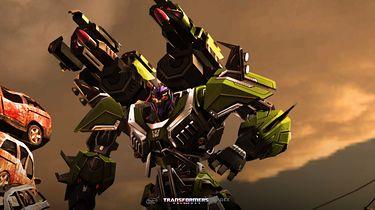 A tak w akcji prezentuje się Transformers Universe