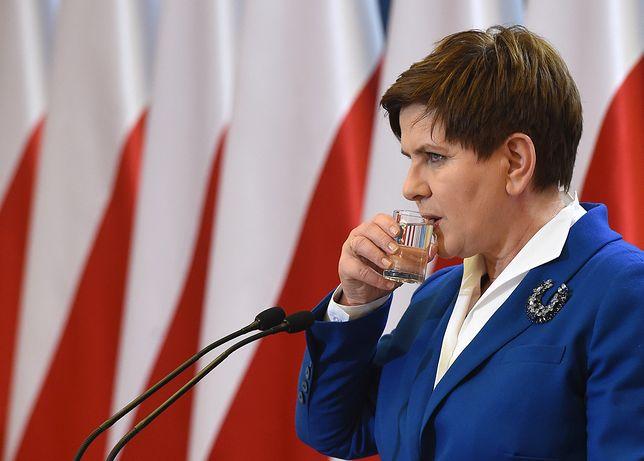 Była premier Beata Szydło z rekordowym wynikiem w wyborach do Parlamentu Europejskiego