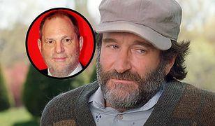 Oskubał Robina Williamsa, ale pomógł mu w zdobyciu Oscara