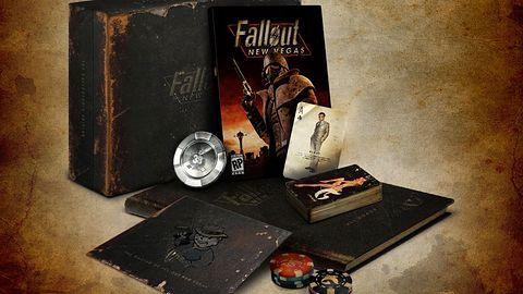 Ujawniono zawartość edycji kolekcjonerskiej Fallout: New Vegas