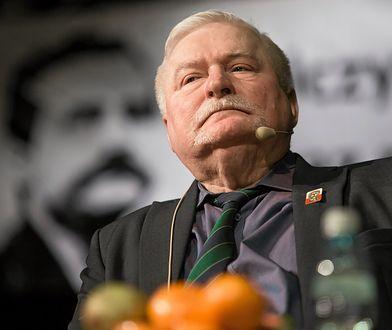 """""""Żarty, plucie, szczucie na mnie i na moją rodzinę się skończyły. Przypomni się co niektórym"""" - ostrzega Wałęsa."""