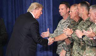 Trump: USA zwiększą liczbę swych żołnierzy w Afganistanie