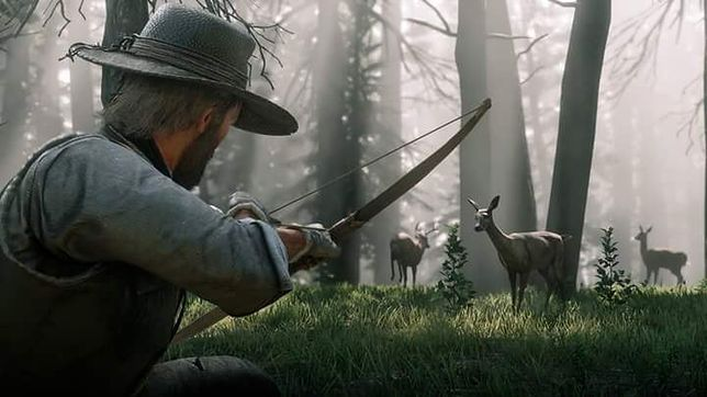Red Dead Redemption 2 PC z pierwszymi łatkami