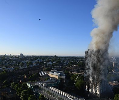 Pożar Grenfell Tower w Londynie. Czy wieżowce w Polsce są bezpieczne?