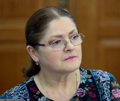 Krystyna Pawłowicz o transpłciowym dziecku. Odmowa prokuratury