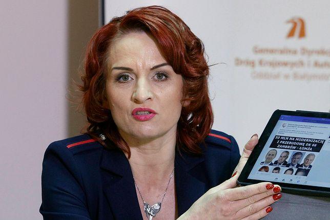 Bernardeta Krynicka, posłanka PiS