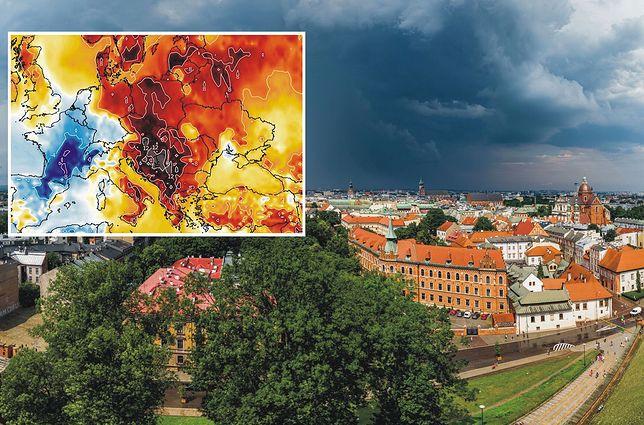 Pogoda. Nawałnice nad Polską. Nowe ostrzeżenia IMGW