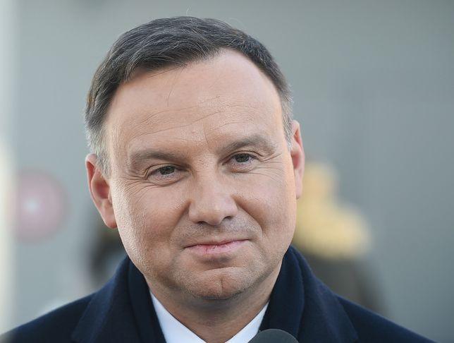 Andrzej Duda podjął decyzję ws. handlu w niedzielę