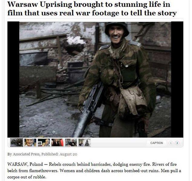 O tym polskim filmie mówi cały świat, będzie sensacja?
