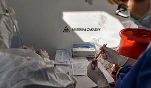 Koronawirus na świecie. Lek na ebolę może pomóc w walce z COVID-19