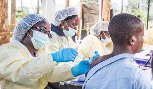 Nie tylko epidemia koronawirusa. W Kongo pojawiła się ebola. Nie żyje 11-miesięczna dziewczynka