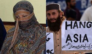 Pakistan: Asia Bibi uniewinniona. Była skazana na śmierć za bluźnierstwo