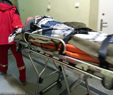 Śmierć na SOR. Czekał kilka godzin, pojechał do innego szpitala, tam umarł