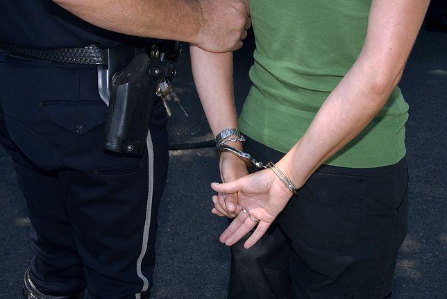 Były policjant został skazany za nadużycia seksualne