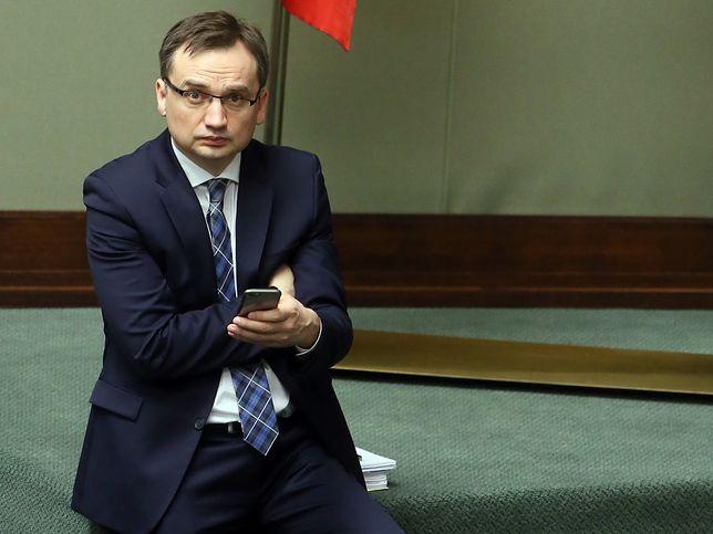 Ziobro wyleci z rządu? Trafił na czarną listę Kaczyńskiego, przeważyły kulisy wojny o PZU