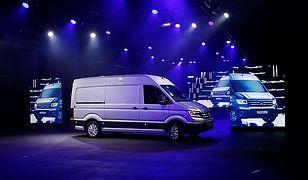 Volkswagen Crafter: nowy dostawczak z Polski