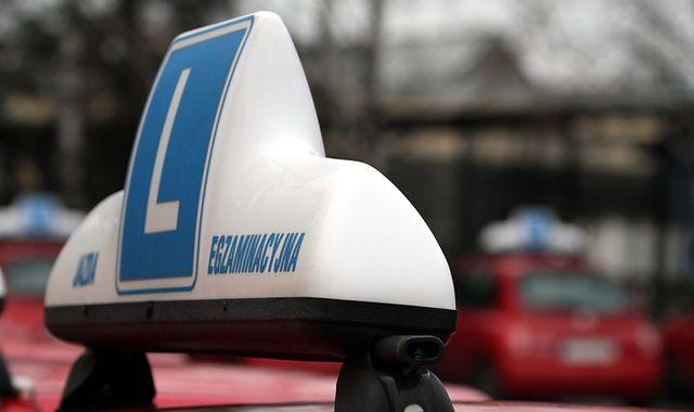 """19 osób zatrzymanych za korupcję przy egzaminach na """"prawko"""""""