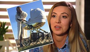 """Małgorzata z """"Rolnik szuka żony"""" pochwaliła się drogim wózkiem. Jej córka ma prawdziwe luksusy"""