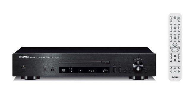 Odtwarzacz CD z obsługą DLNA, AirPlay i Spotify. Yamaha N301