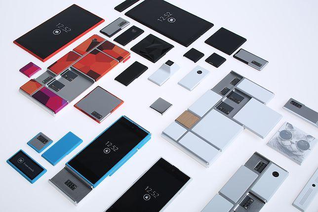 Project Ara - Motorola zabiera się za modułowe smartfony