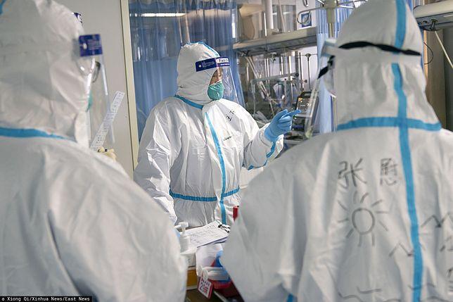 Szpitale w Wuhan działają z zachowaniem niezbędnych środków bezpieczeństwa.