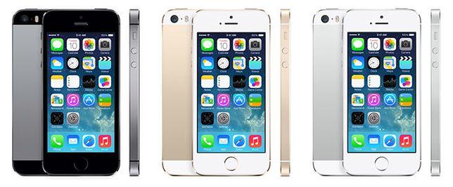 Apple: 9 mln iPhone'ów 5s i 5c w pierwszy weekend