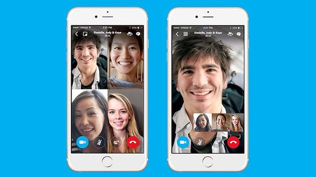 Skype przestanie działać na starszych Androidach i smartfonach z Windows Phone