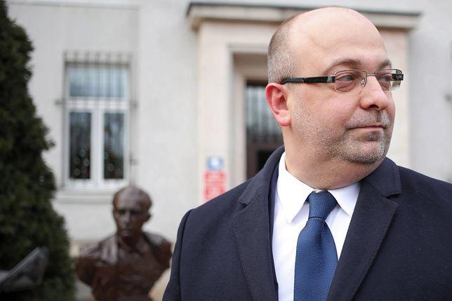 Premier Mateusz Morawiecki zażądał wyjaśnień od wiceministra Łukasza Piebiaka