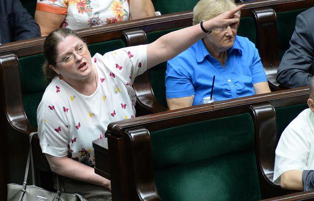 """Krystyna Pawłowicz o hejcie i sprawiedliwych sądach. Twierdzi, że Jerzy Owsiak upokarzał ją """"jako kobietę i człowieka"""""""