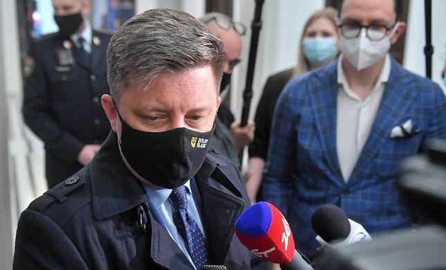 Michał Dworczyk o kontrolach NIK: nie mamy nic do ukrycia
