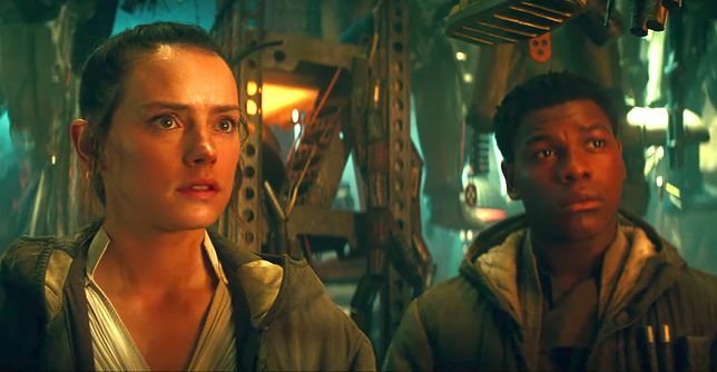 """""""Gwiezdne wojny: Skywalker. Odrodzenie"""" podbija kina na całym świecie"""