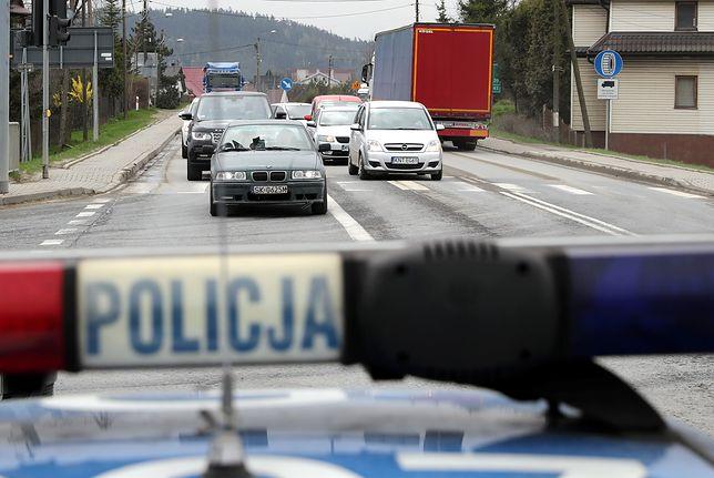 Policjanci i prokuratura prowadzą postępowanie w sprawie