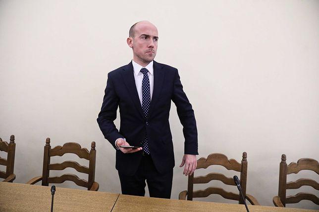 Borys Budka, przewodniczący klubu parlamentarnego Koalicji Obywatelskiej