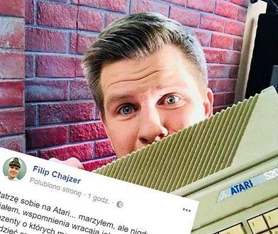 Filip Chajzer wspomina klasyka