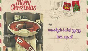 Zamiast smsa z wklejonymi życzeniami wyślij kartkę świąteczną
