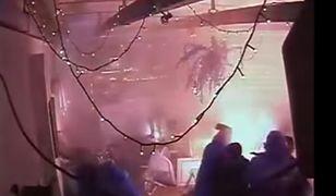 """Zobacz, jak wyglądał atak na klub """"Chmury"""" [Wideo]"""