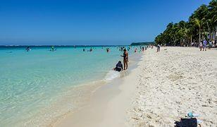 Wyspa Boracay została zamknięta dla turystów na parę miesięcy, żeby usunąć z niej wszelkie zanieczyszczenia