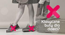 Czy popularne buty dla dzieci deformują stopy? Zobacz na co zwracać uwagę przy wyborze butów dziecięcych