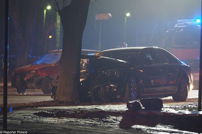 Do wypadku seicento z kolumną Beaty Szydło doszło w lutym 2017 r.
