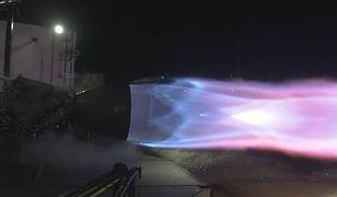 """SpaceX uruchomiło nowy silnik - """"Raptor"""". Jego wyniki są imponujące"""