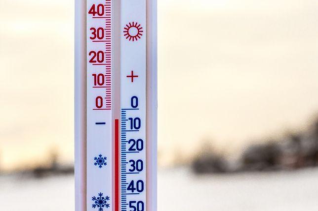 Pogoda. Niskie temperatury w całym kraju, w nocy mróz. IMGW ostrzega przed oblodzeniami